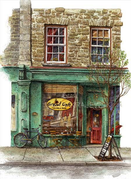 Best Cafes In Cambridge Ontario