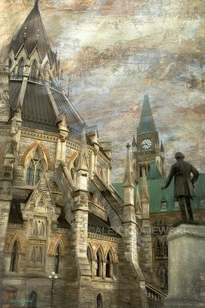 The Guardian of the Hill - Ottawa, ON - Krajewski