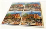 CAM-LTD-SET-004-Galt Armoury Set of 4 coasters
