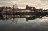 Hespeler Reflections-cool
