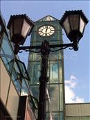 Downtown Clock Tower - KIT-0009-CLR-WH