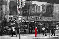 Lady In Red - Toronto