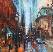 Toronto-Yonge and Wellington-Original-SOLD