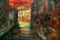 Night in Venice - ORIGINAL - SOLD