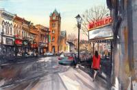 Waterloo King Street View - ORIGINAL AVAILABLE